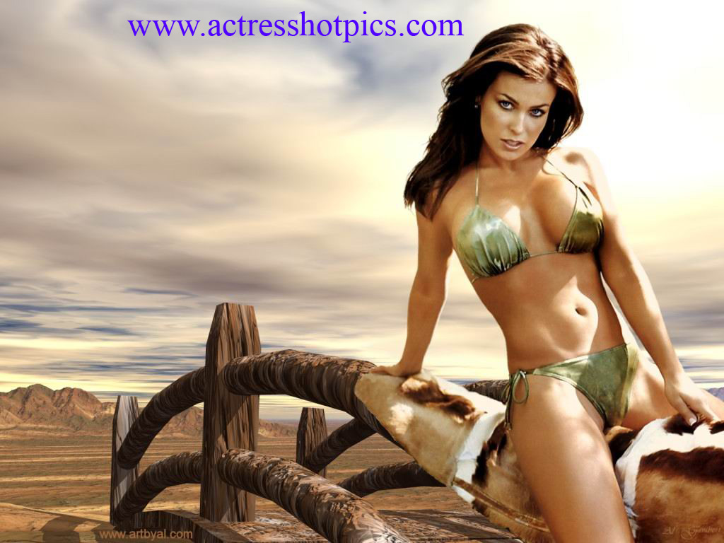 Tags: Actress Carmen Electra latest sex scenes, beautiful actress Carmen ...