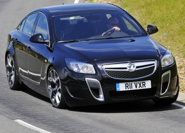 Opel Insignia VXR 2010 Vauxhall is new since the wind generally successful